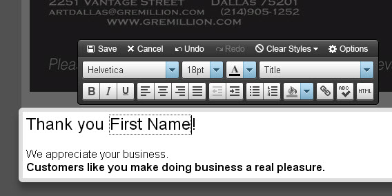 DEAR FIRST NAME – WHEN PERSONALIZATION DOESN'T WORK!