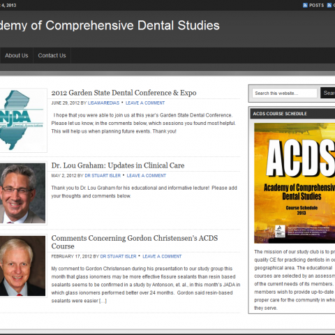 Academy of Comprehensive Dental Studies