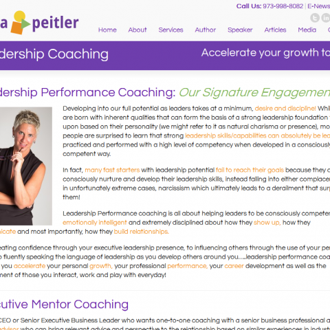 Erica Peitler Leadership Coaching