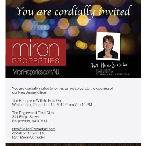 Miron Properties