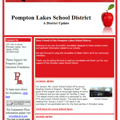 Pompton Lakes School District