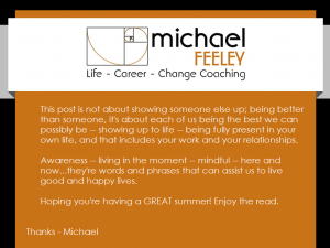 Michael Feeley Life Coach