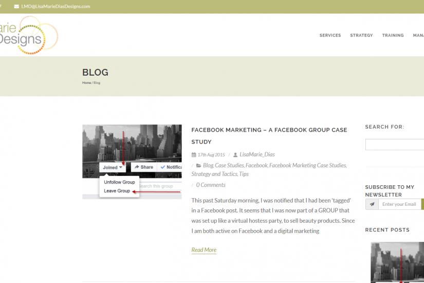 LMDD Blog 2