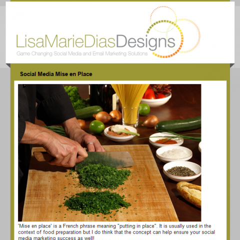 LisaMarie Dias Designs