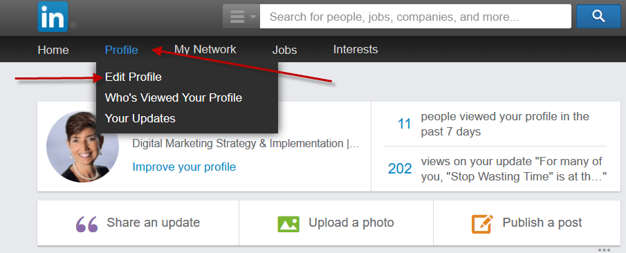 Correctly Link to Your Company's LinkedIn Company Page