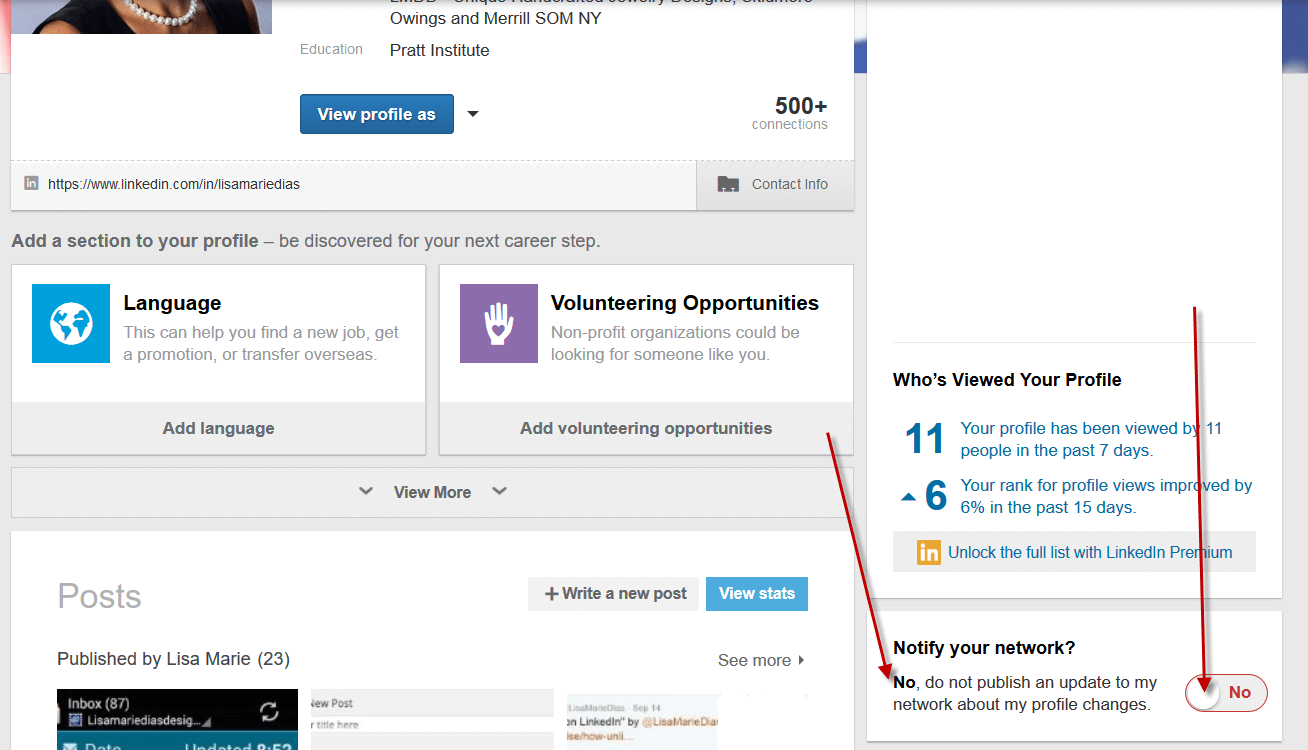 Correctly Link to Your Company's LinkedIn Company Page