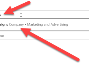 How to Correctly Link to Your Company's LinkedIn Company Page