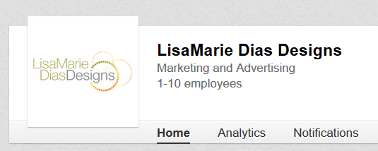 Hw to add a logo to your linkedin company page
