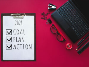 Goals for 2021