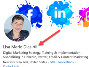 How to Change Your LinkedIn Name Pronunciation Recording